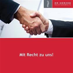 Rechtsanwalt Rosenheim Dr. Herzog