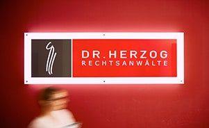 Kontakt aufnehmen mit Dr. Herzog Rechtsanwälte