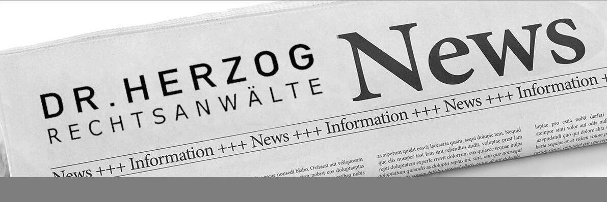 RECHTNEWS Dr. Herzog Rechtsanwälte