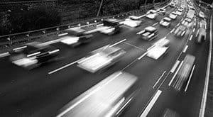 Verkehr Autobahn Verkehrsrecht
