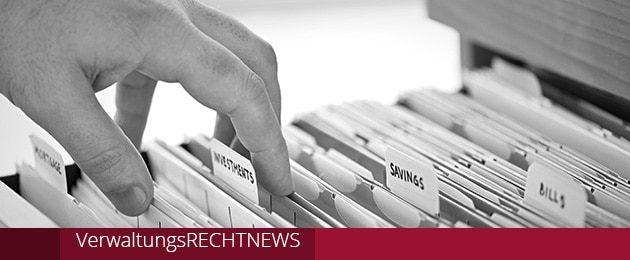 VerwaltungsRECHTNEWS - Dr. Herzog Rechtsanwälte