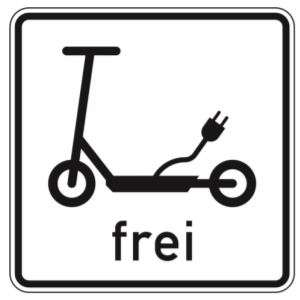 EScooter Frei Zeichen Rechtsanwälte Rosenheim