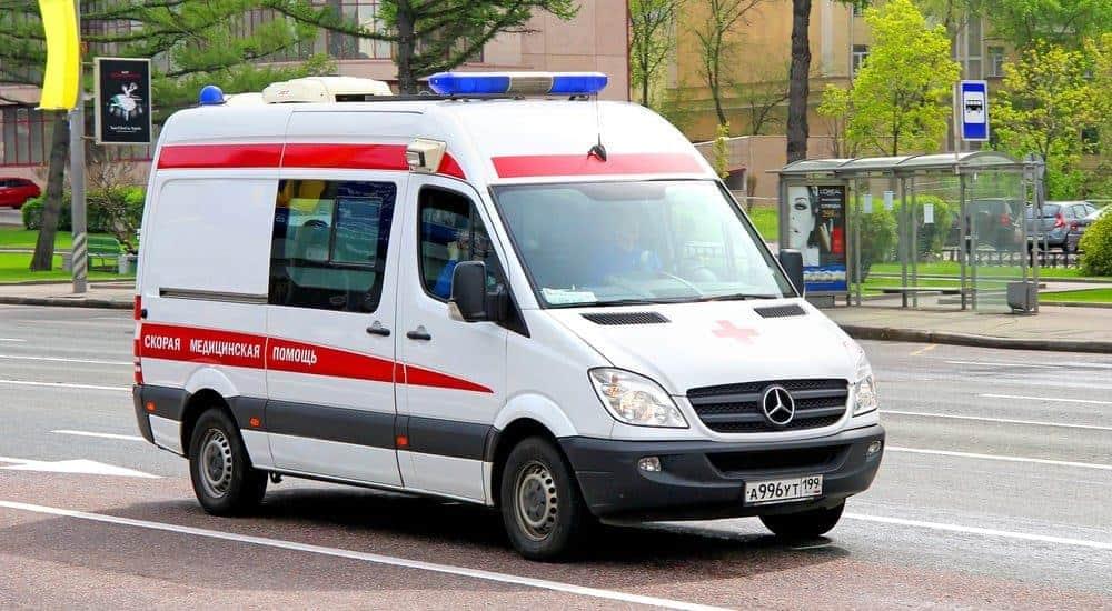 Krankenwagen Rechtsanwalt Rosenheim