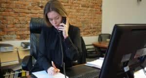 Telefonkontakt Dr. Herzog Rechtsanwälte